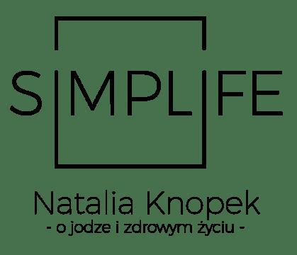Joga - SIMPLIFE - O jodze i zdrowym życiu - Natalia Knopek