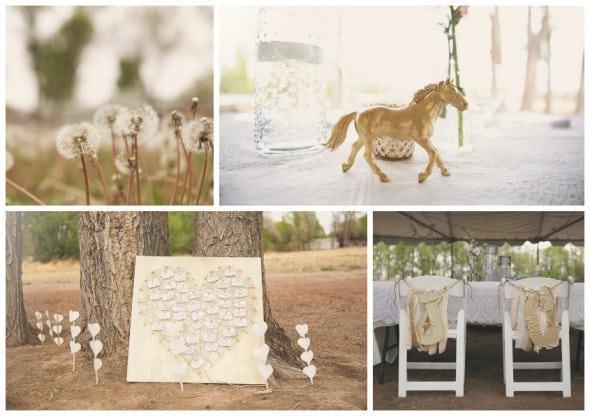 minimalistyczne wesele inspiracje
