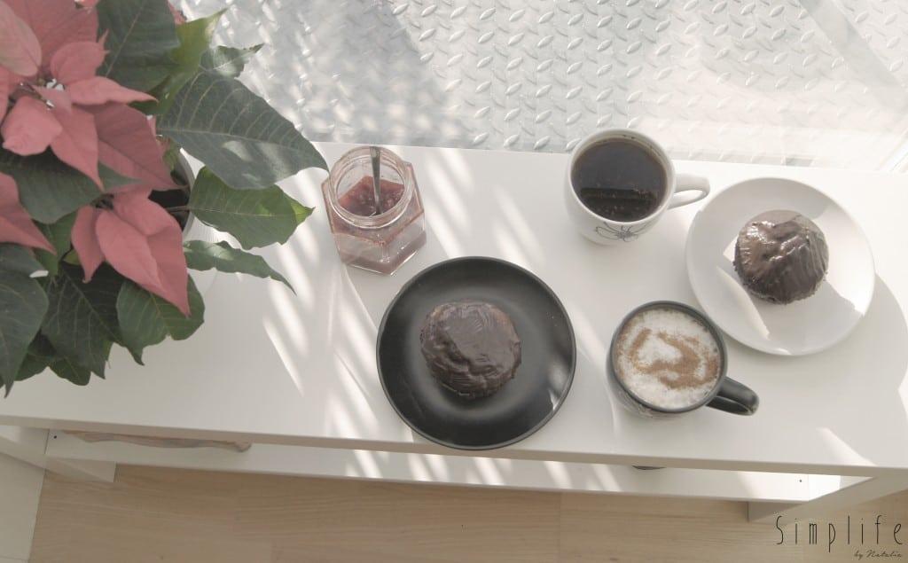 łatwe muffinki ciasto czekoladowe proste szybkie babeczki