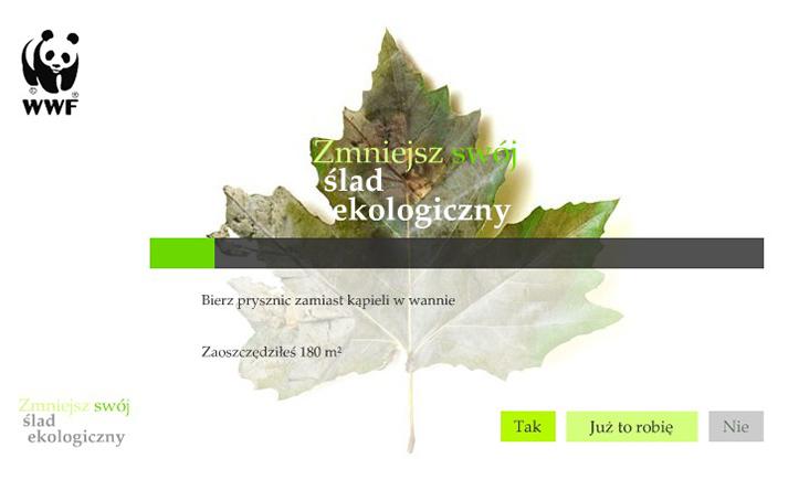ślad ekologiczny