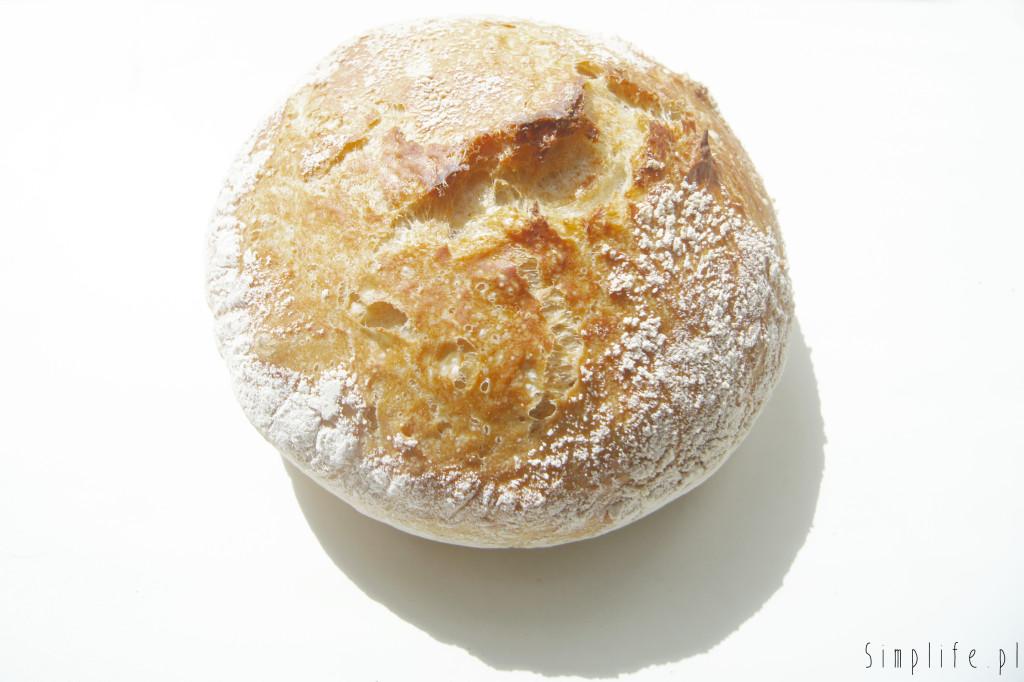 łatwy przepis na chleb