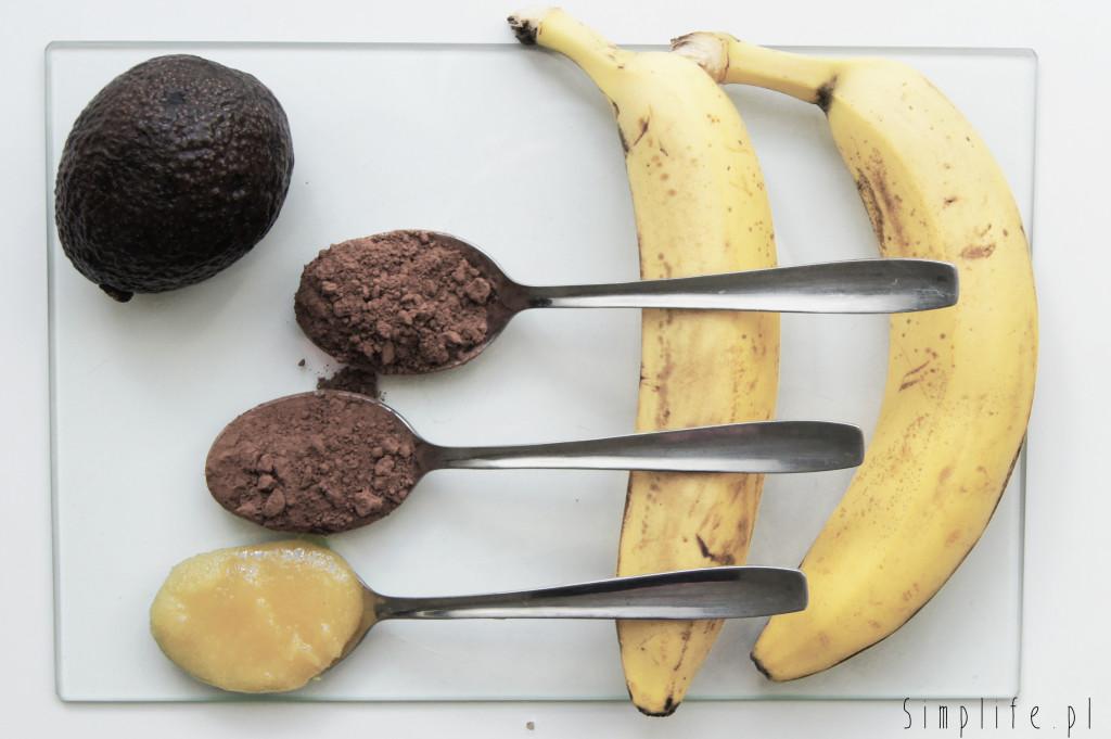 krem-czekoladowy-z-awokado-i-bananów