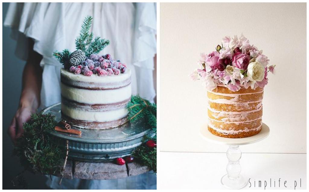 skromny-tort-ślubny