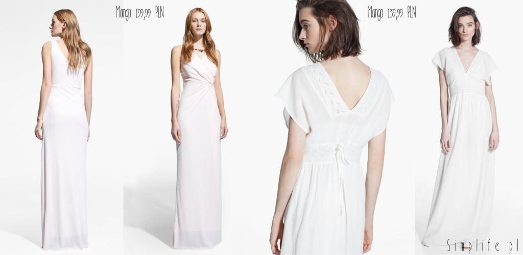 suknia ślubna z sieciówki
