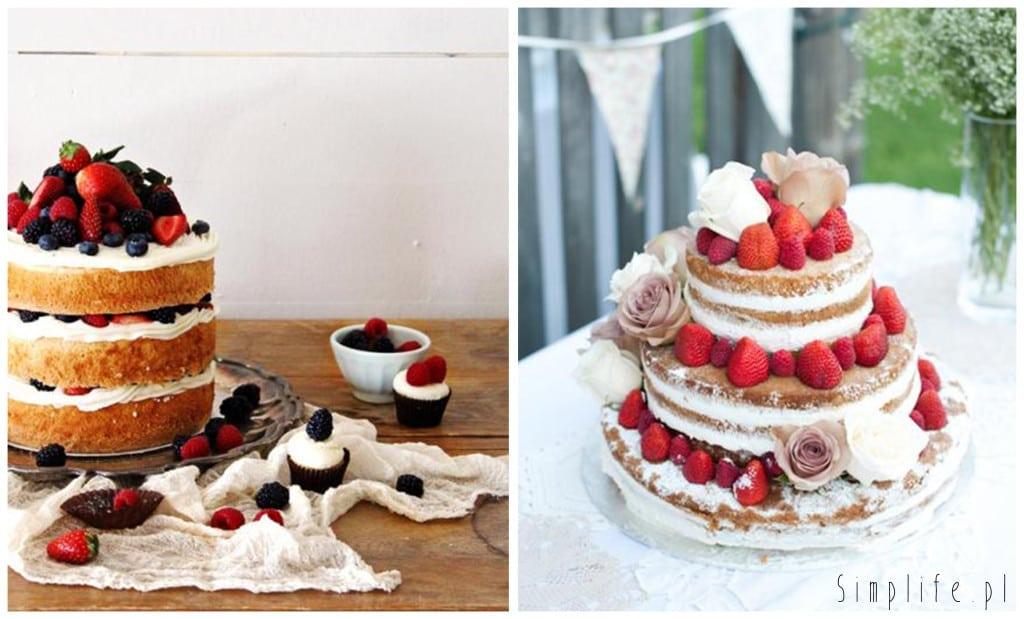 tort-weselny-z-owocami