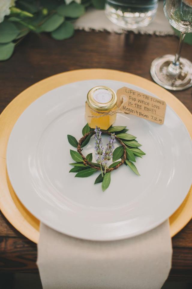 upominki dla gosci weselnych miód