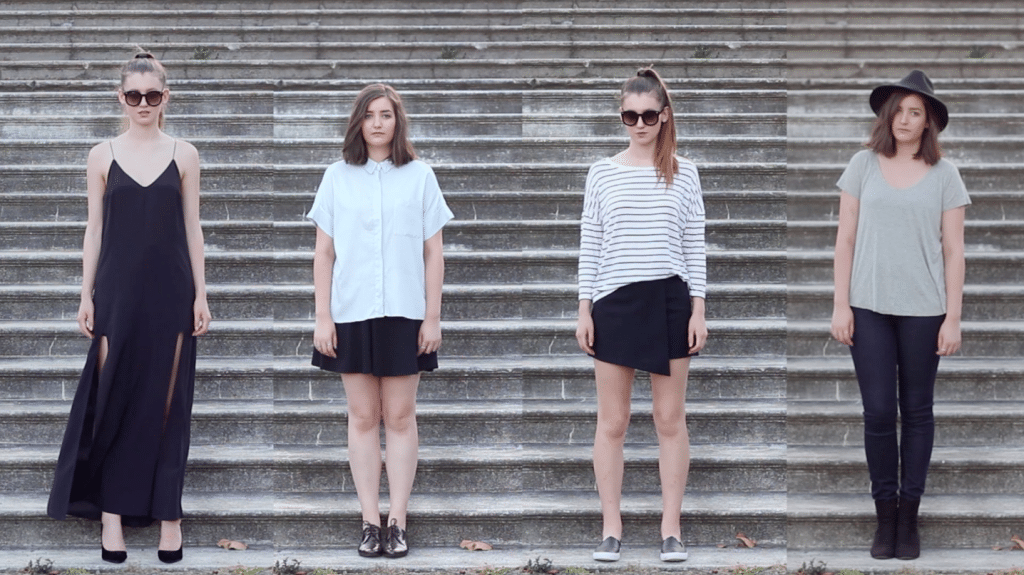 minimalist fashion style inspiration outfit