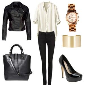 minimalistyczny styl