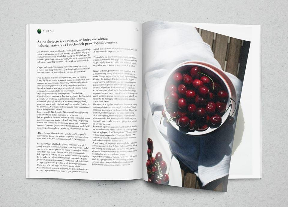 książka kucharska do druku