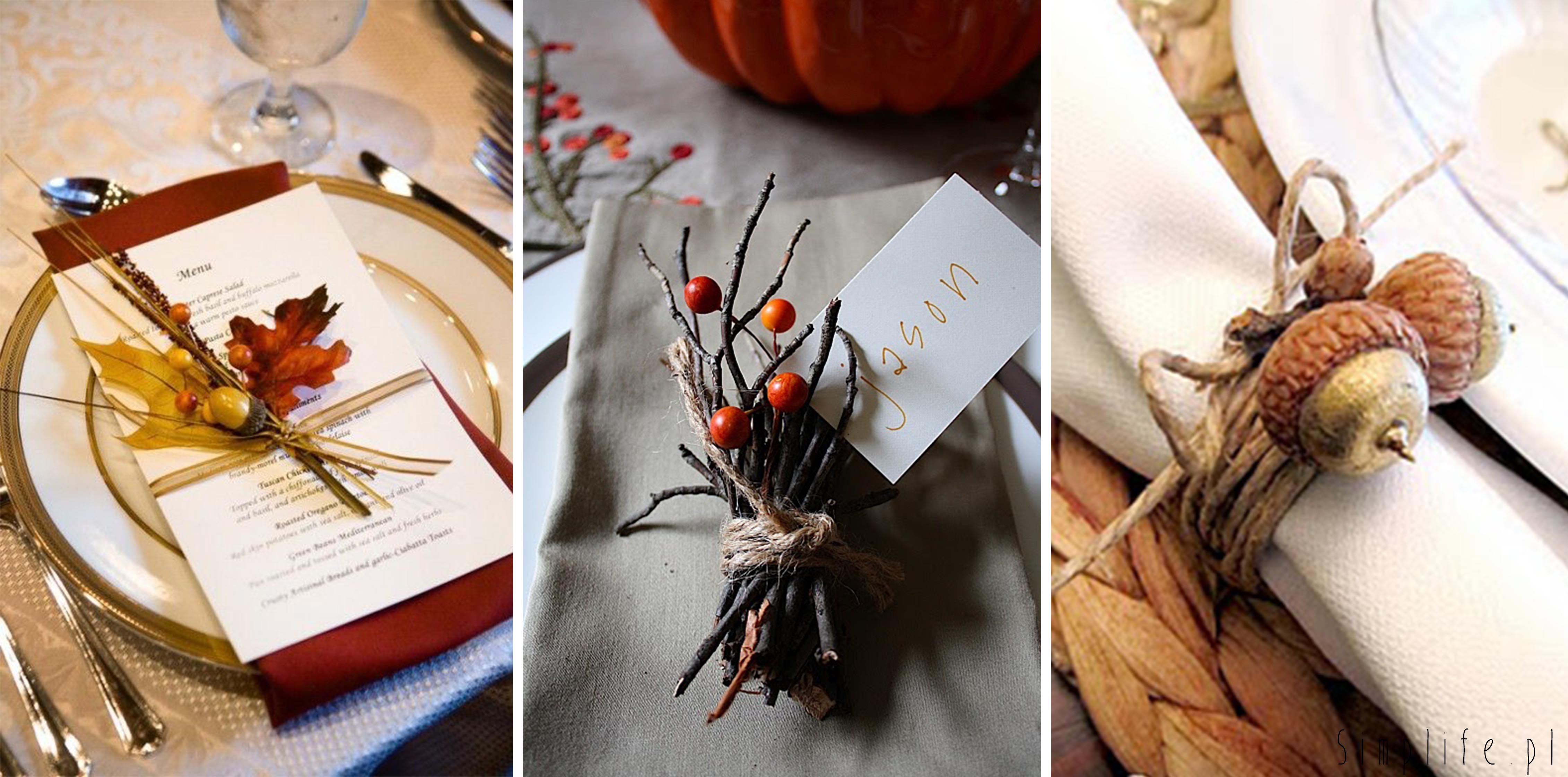 Wesele W Listopadzie Czyli ślub W Kolorach Jesieni Simplifepl