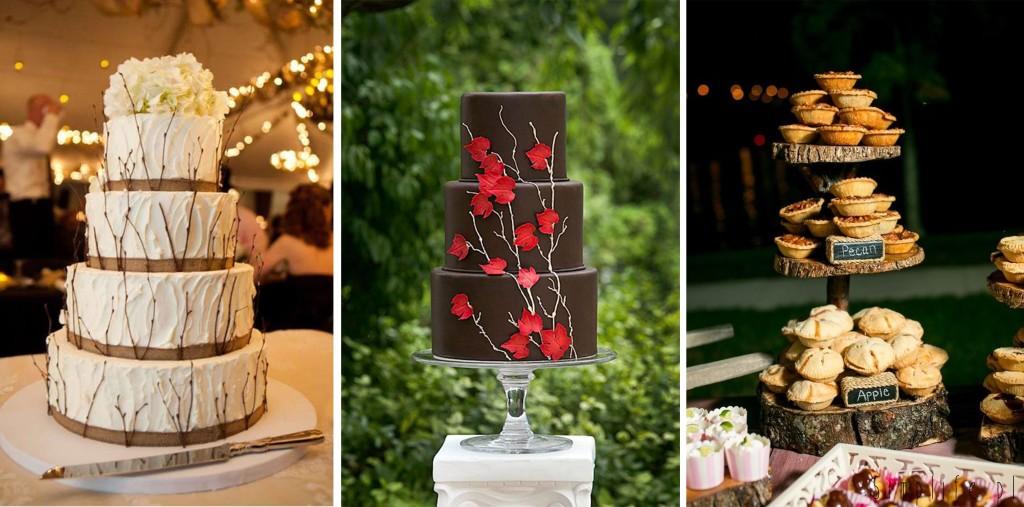 tort-wesele-jesień