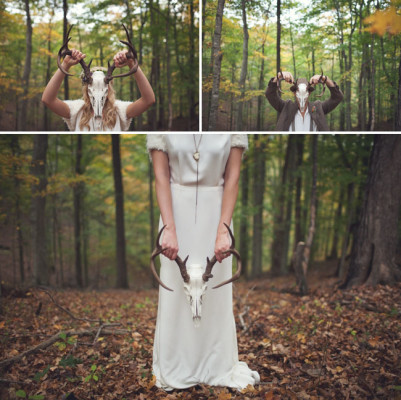 Wesele w listopadzie, czyli ślub w kolorach jesieni.