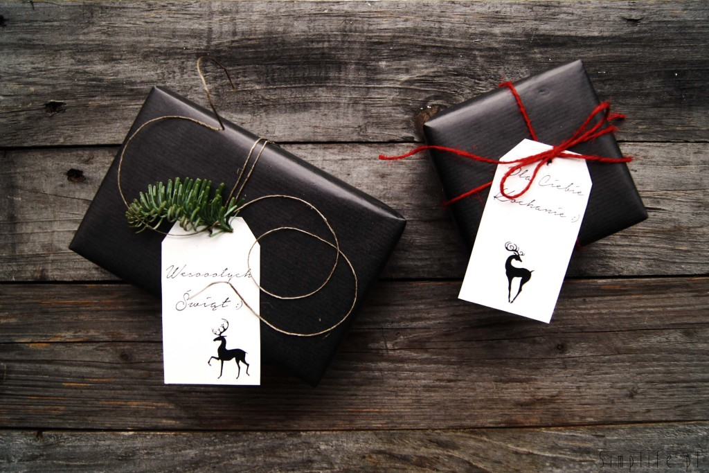 bileciki do prezentów do druku