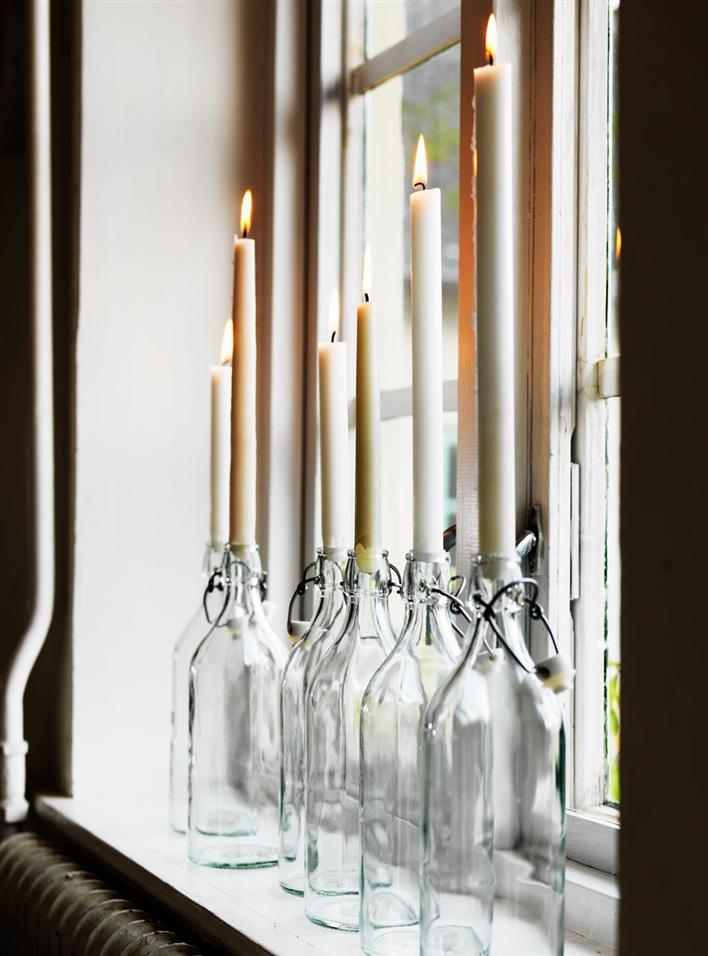 świeczki na święta
