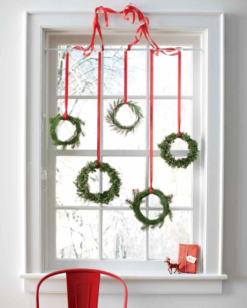 wieniec świąteczny DIY