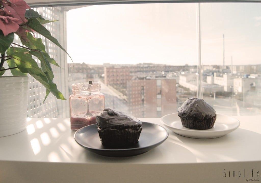 ciasto czekoladowe walentynki