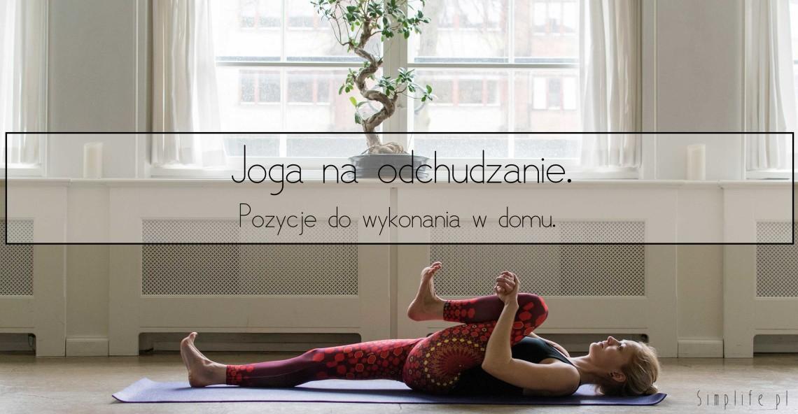 joga na odchudzanie