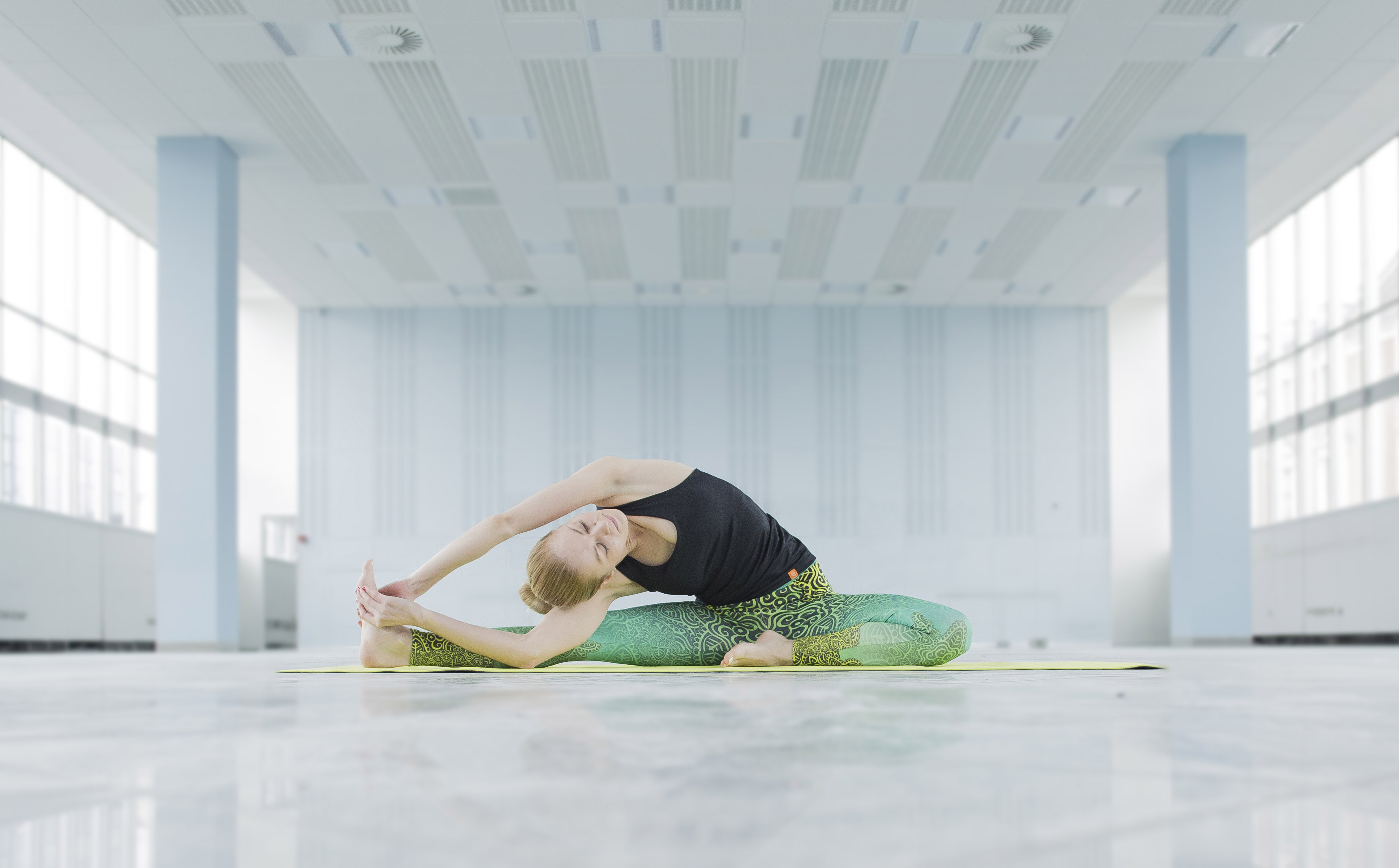 dzień jogi