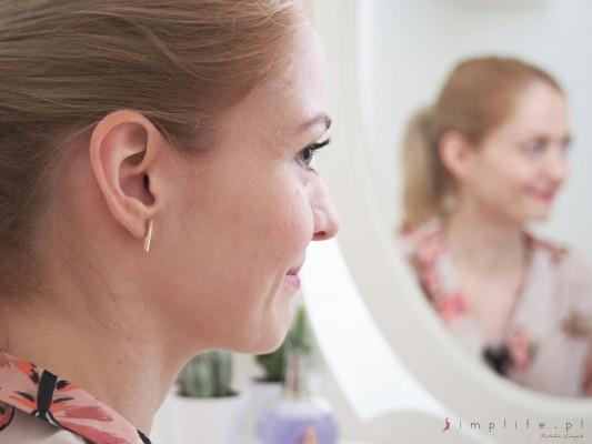 Naturalne kosmetyki do makijażu.