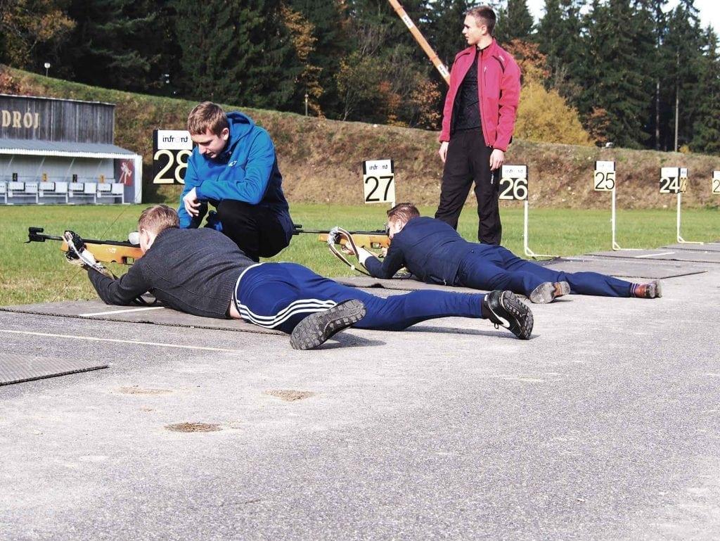 biathlon duszniki