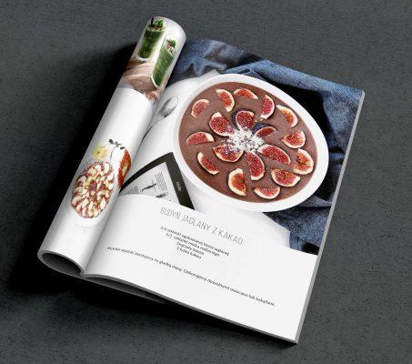 Wegańskie przepisy – książka kucharska