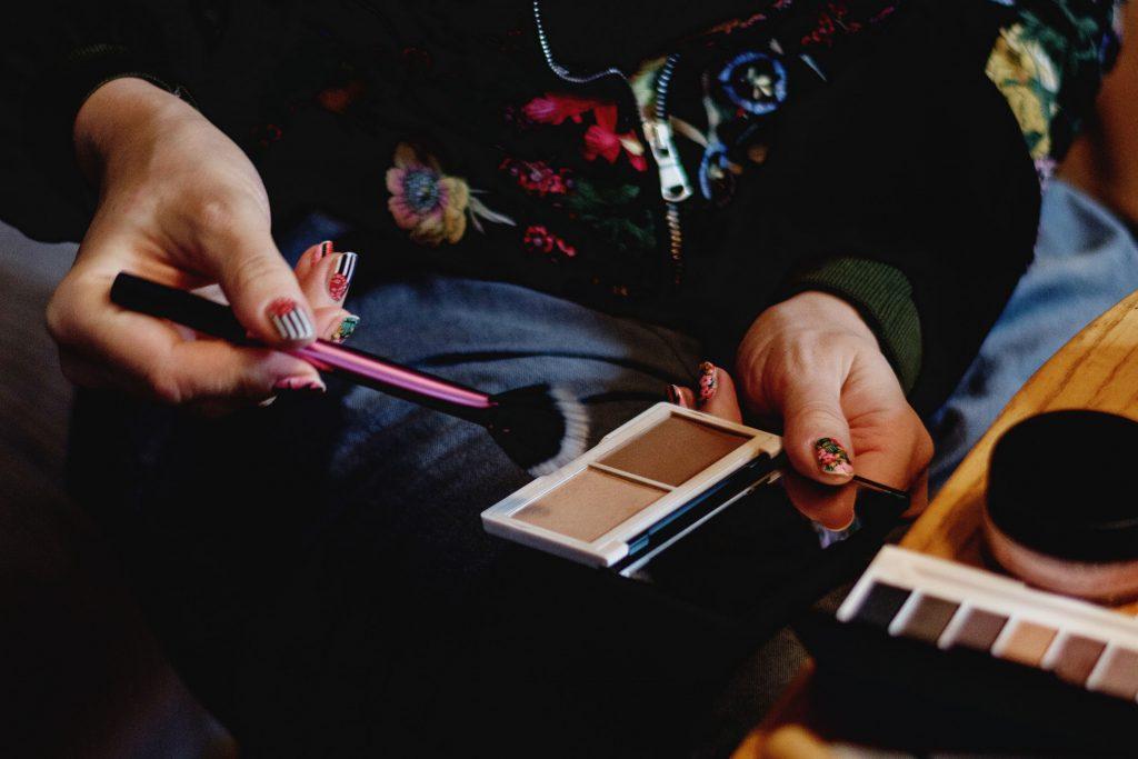 mineralny makijaż