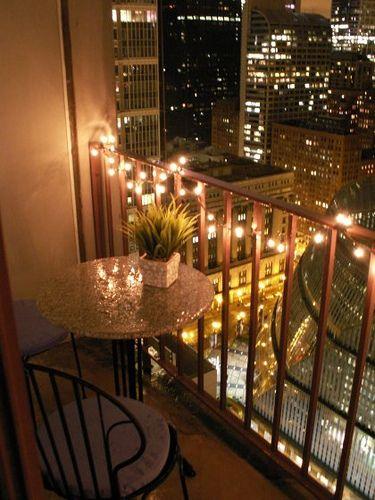 Oświetlenie Balkon Simplifepl
