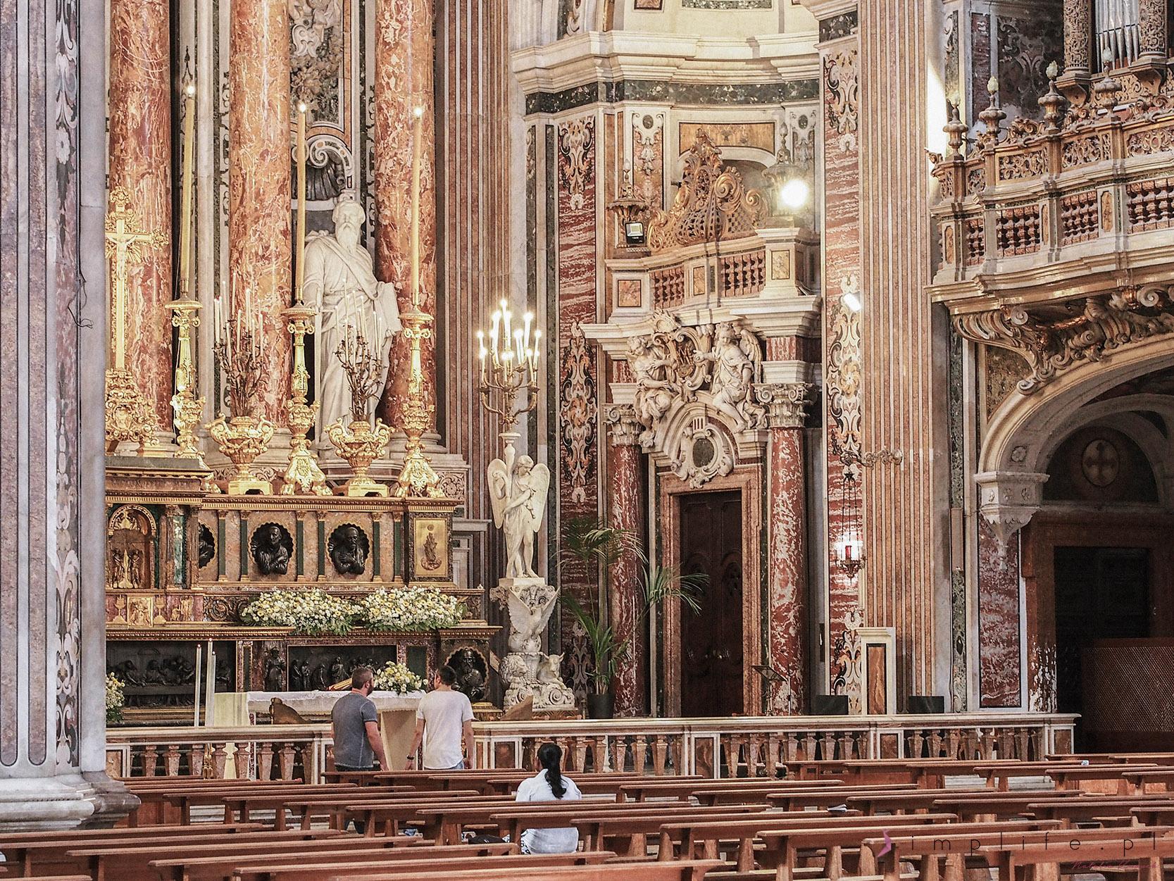 neapol-kościoły
