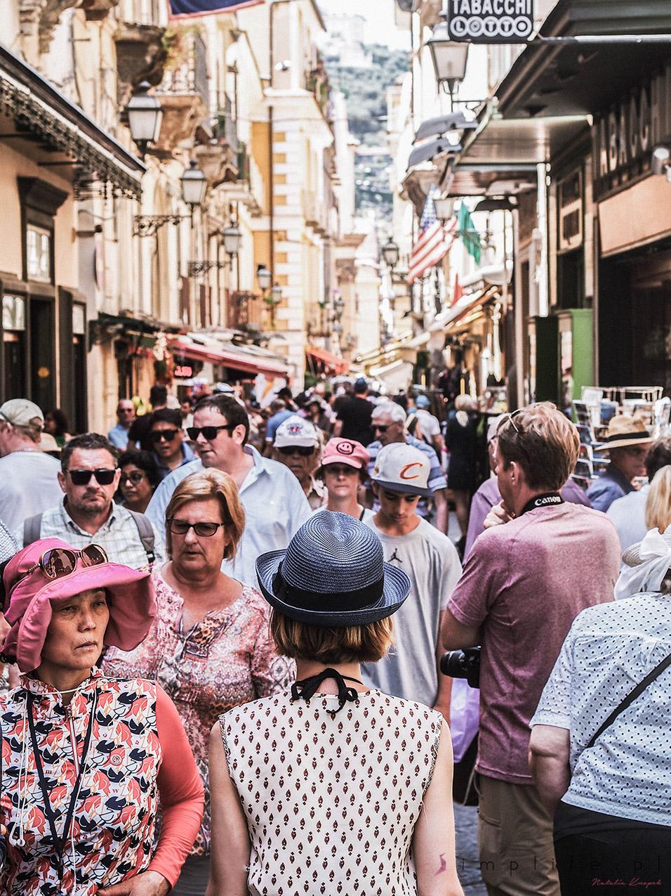 neapol-turyści