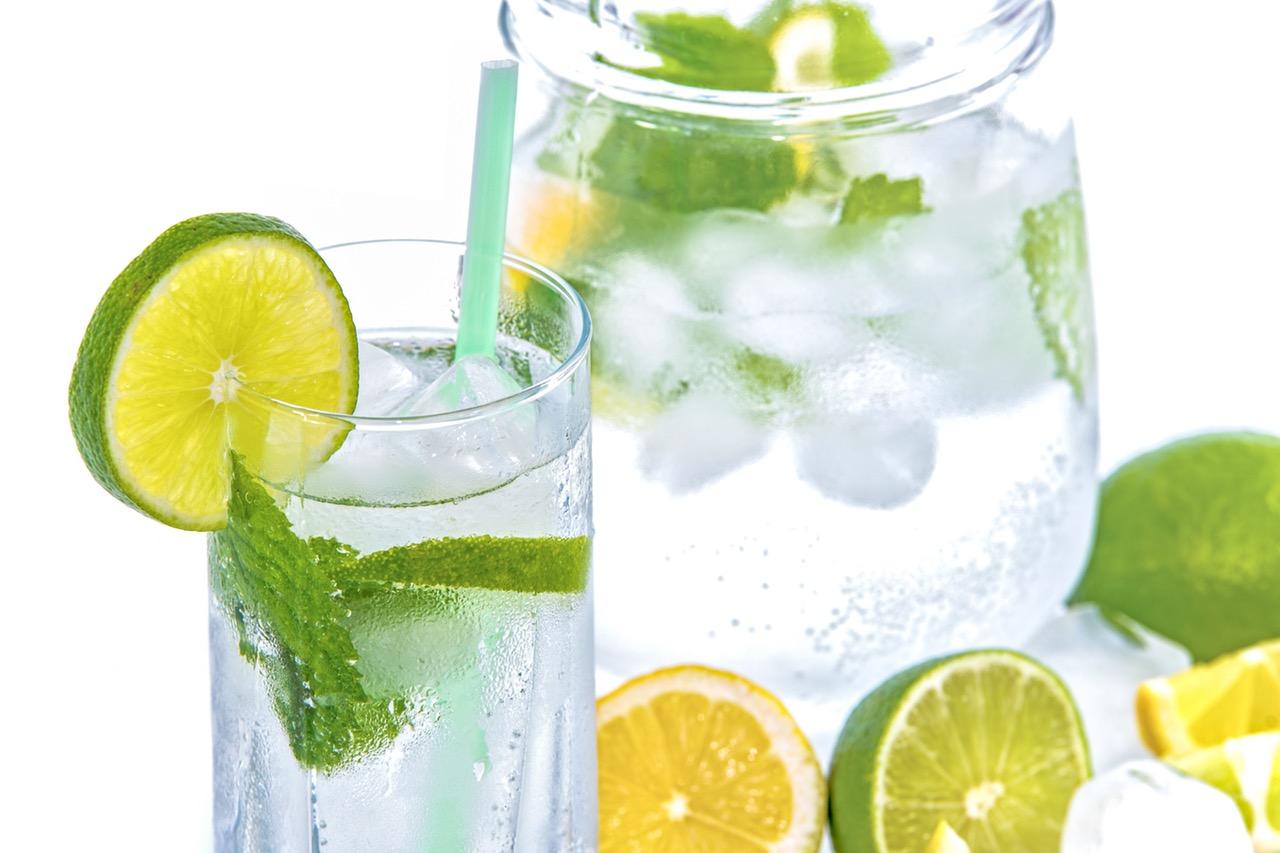 wody smakowe ograniczyć cukier