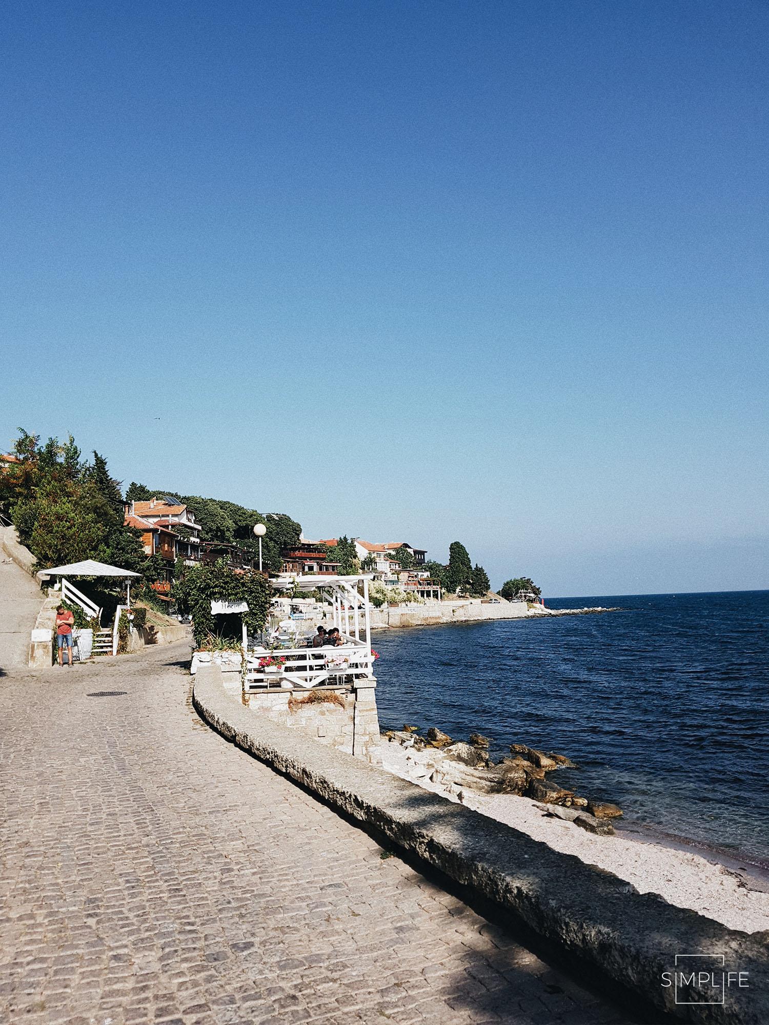 Bułgaria we wrześniu nesebar