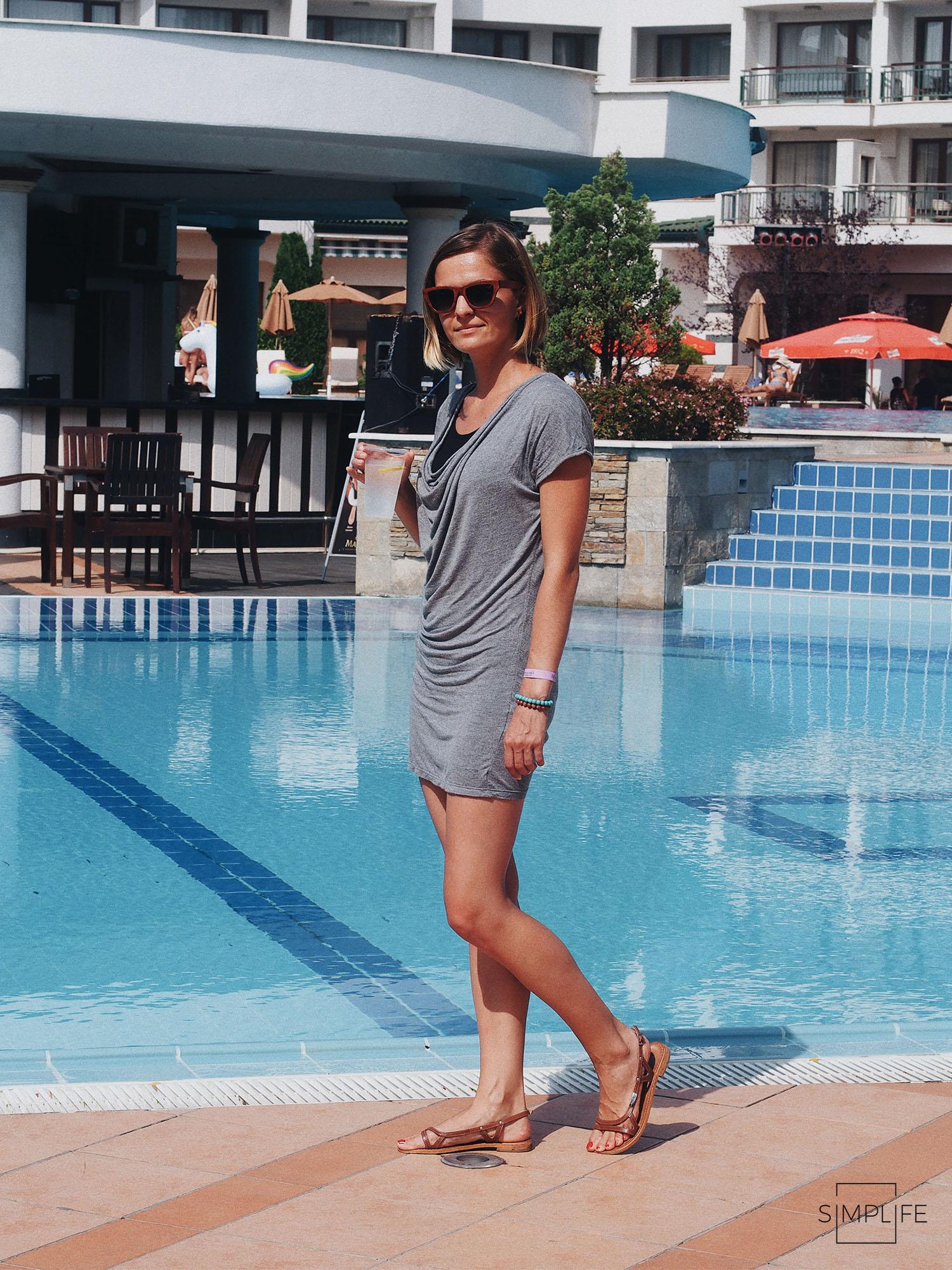hotel Bułgaria we wrześniu