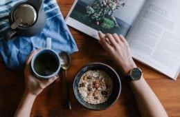 zdrowe wakacyjne nawyki