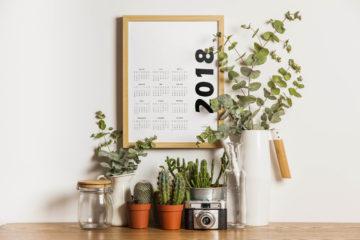 kalendarz 2018 cały druk a4