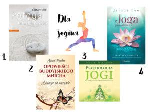 książka na prezent dla jogina