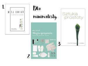 książka na prezent dla minimalisty