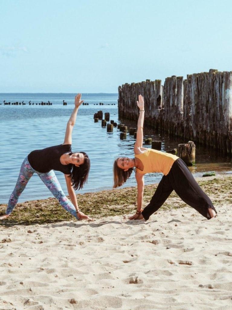 joga w ciąży II trymestr