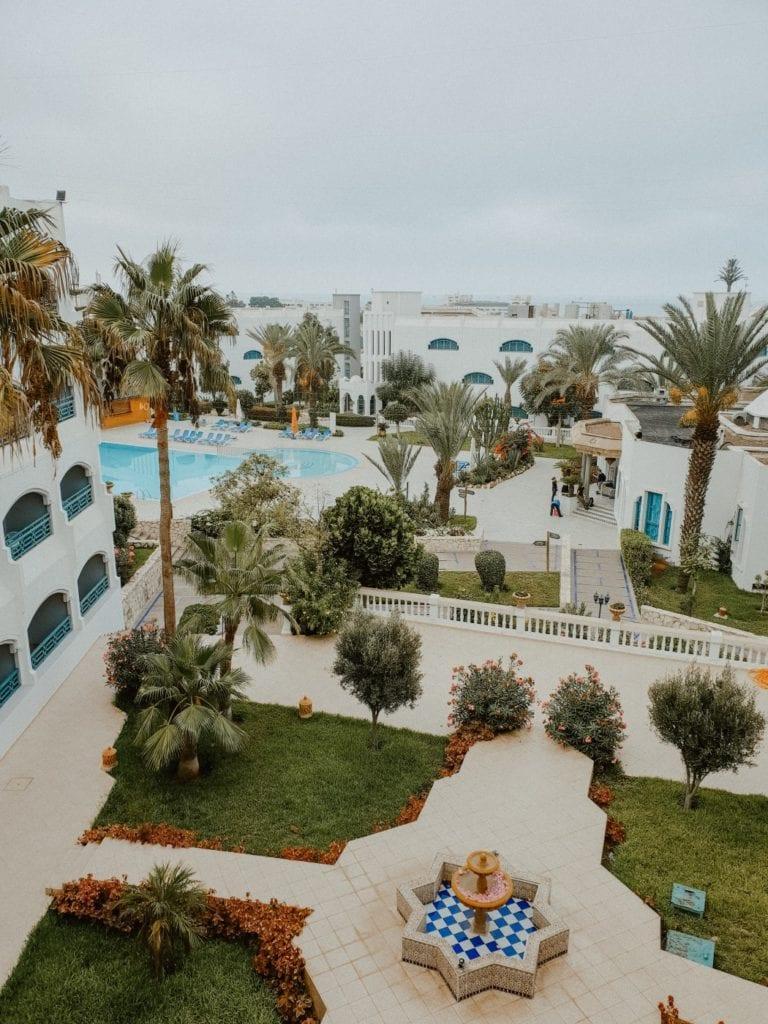 Maroko hotel