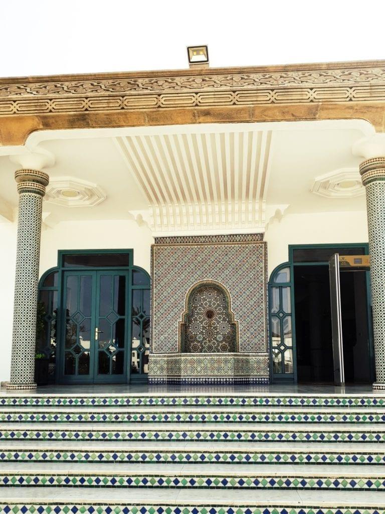 Maroko mozaiki