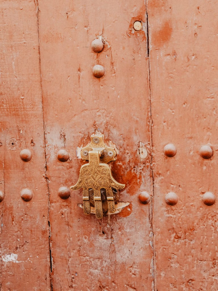 Hamsa maroko ręka fatimy