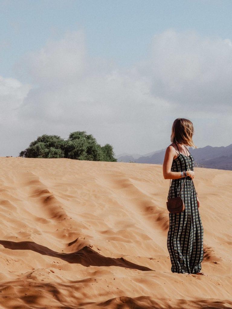 Maroko mała sahara