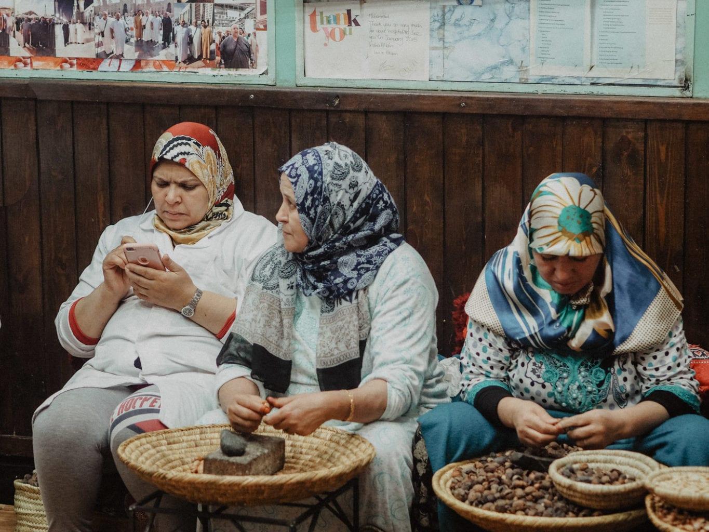 maroko olej arganowy