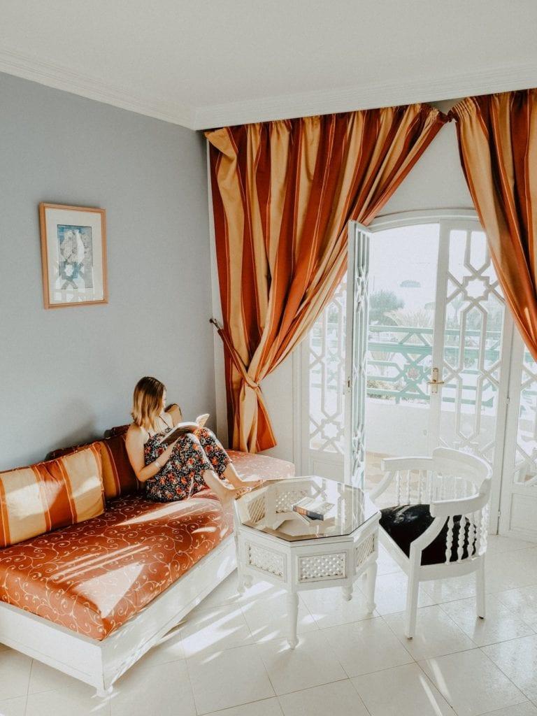 maroko gdzie spać