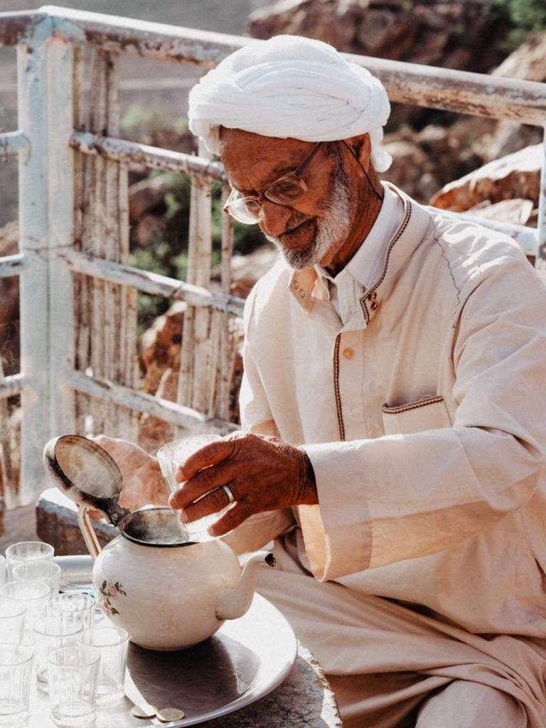 maroko herbata