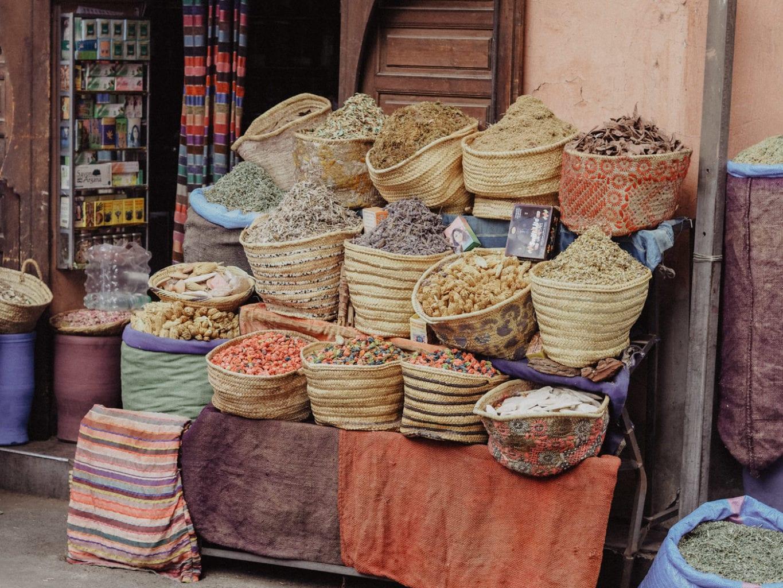 maroko przyprawy