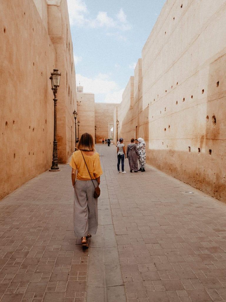 marrakesz dzielnica żydowska