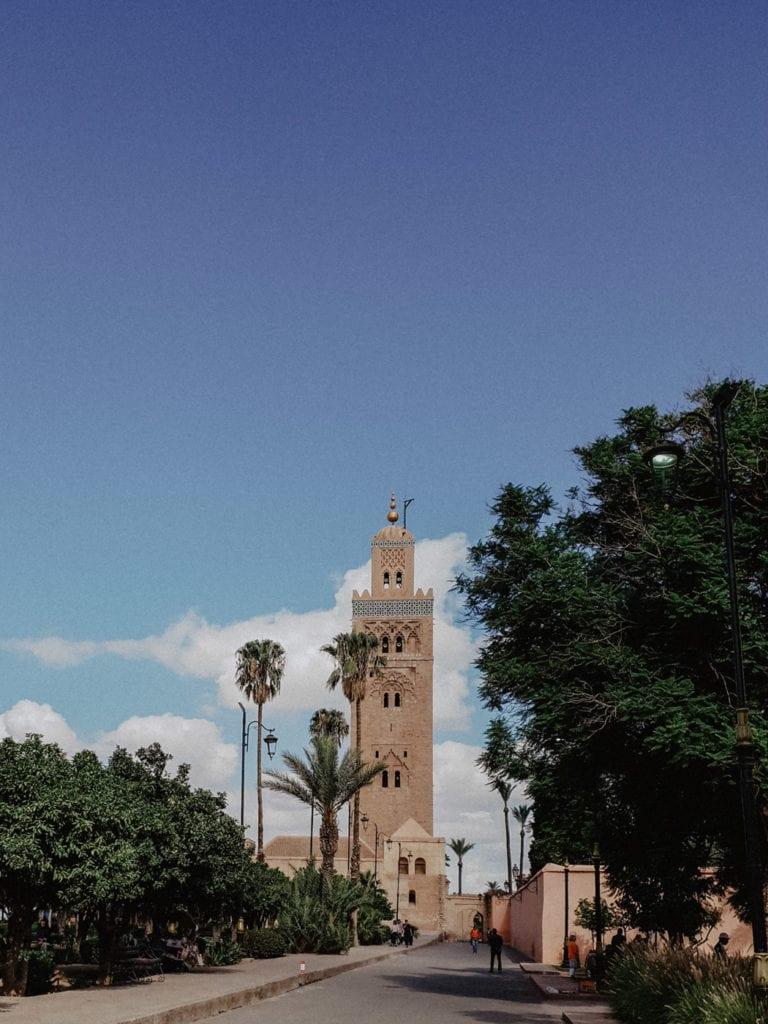 marrakesz panorama