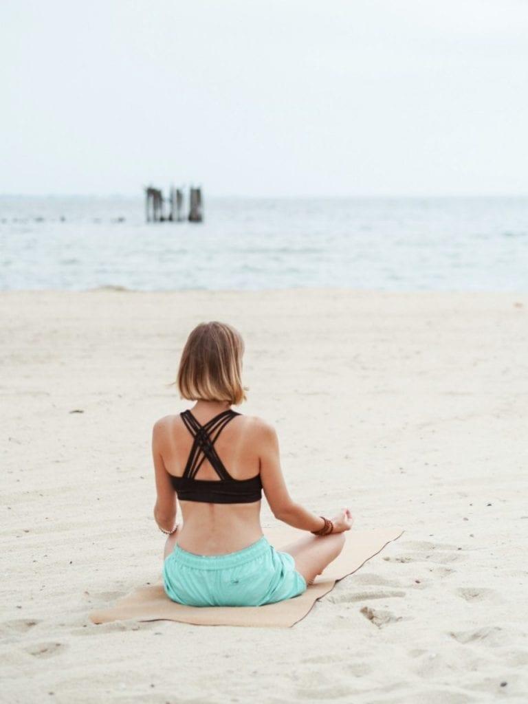 medytacja w domu dla początkujących