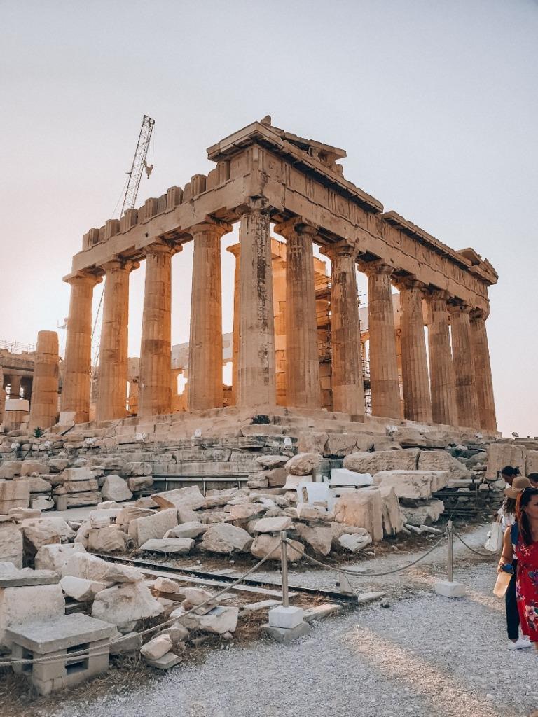 akropol partenon