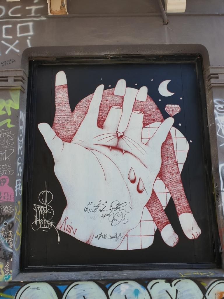 ateny grafiti